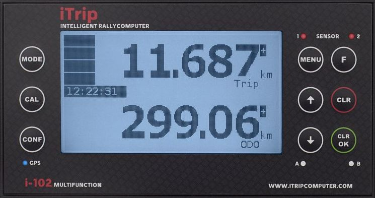 Tripmeters for sport and road engineering.
